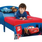 łóżko 140x70 cars