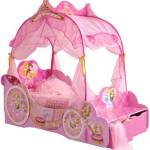 łóżko disney princess dla księżniczki