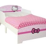 łóżko hello kitty